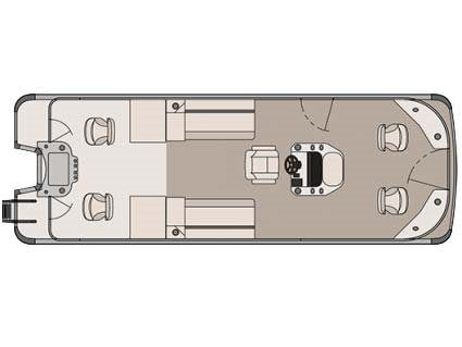 2017 Tahoe 25 ft. GT Center Console Fish