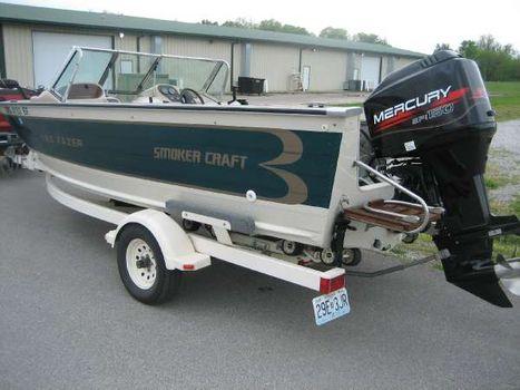 1996 Smoker-craft FAZER 192