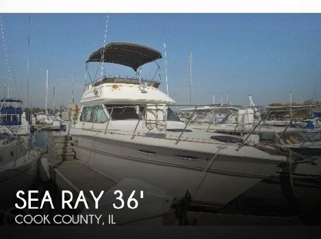 1983 Sea Ray 360 Aft Cabin 1983 Sea Ray 36 Aft Cabin for sale in Chicago, IL