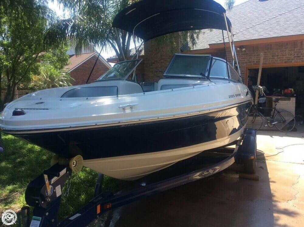 2010 Sea Ray 205 Sport 21 Foot 2010 Motor Boat In