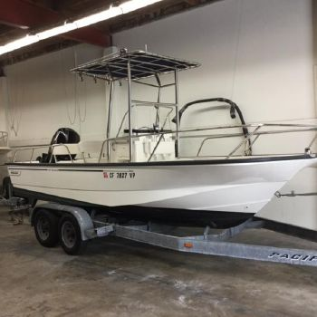 2012 Boston Whaler 190 Montauk