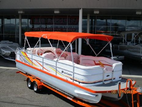 2016 Playcraft 2800 POWERTOON PONTOON