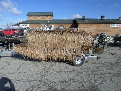 2016 Gator Trax 14' Marsh Series