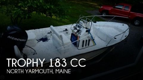 2010 Trophy 183 Center Console 2010 Trophy 183 CC for sale in North Yarmouth, ME