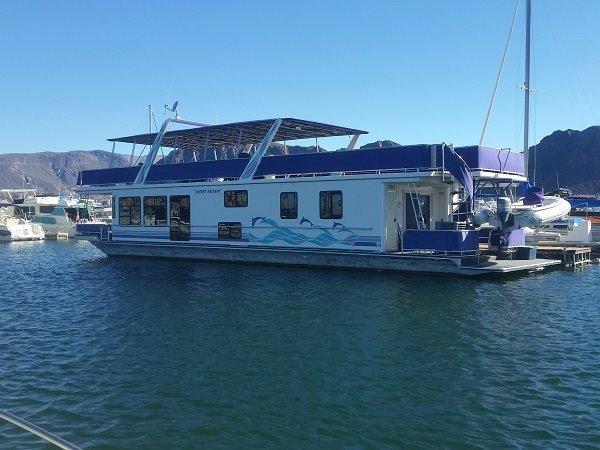 1998 Sumerset Houseboats 18x65 House Boat