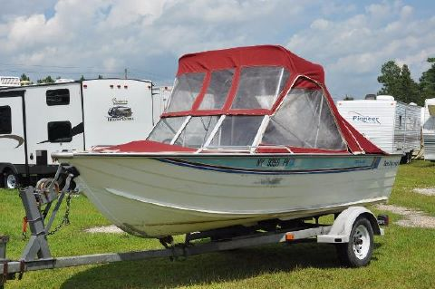 1985 Sea Nymph 17' Fish & Ski