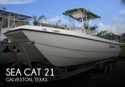 1997 Sea Cat 21 1997 Sea Cat 21 for sale in Galveston, TX