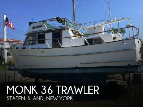 1986 Monk 36 Trawler 1986 Monk 36 Trawler for sale in Staten Island, NY