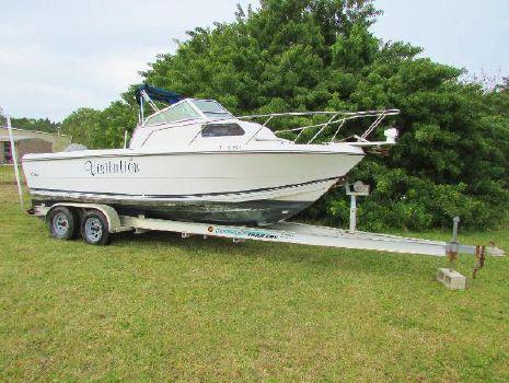 1993 Cobia Boats 220 Cuddy