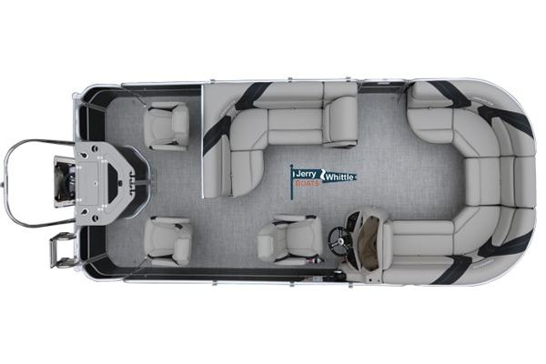 2021 Trifecta 24RFC LE TRI-TOON | 24 foot 2021 Boat in ...