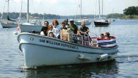 2003 Crosby Launch