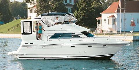 2001 Cruisers 3750 Motoryacht Manufacturer Provided Image: 3750 Motoryacht
