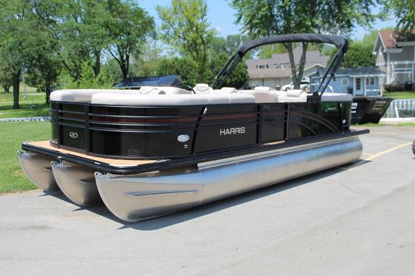 New 2019 HARRIS Sunliner 230 CWDH, Fremont, In - 46737 ... Harris Pontoons Electrical Wiring Diagram on