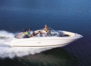 2001 Sea Ray 230 Bow Rider Manufacturer Provided Image: 230 Bowrider