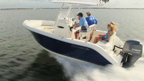 2017 Cobia Boats 201CC