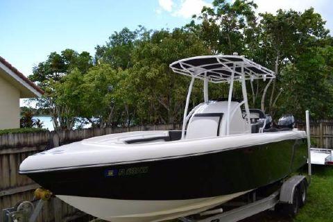 2007 Carrera Boats 23 CC