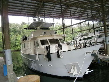 1985 Palatka 60 Steel Trawler