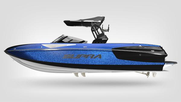 2017 Supra SG 450 w/ Swell Surf