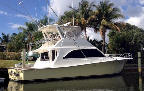 1995 Ocean Yachts 53 Convertible
