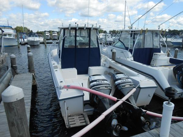 Check out this 1987 GRADY - WHITE 25 Trophy Pro on Boattrader com