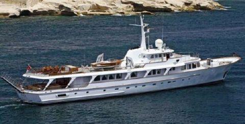 1968 Arsenal Do Alfeite 164 Classic Yacht