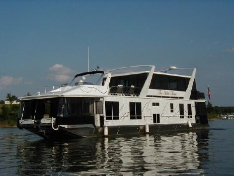 2008 Sunstar 18' x 76' Houseboat