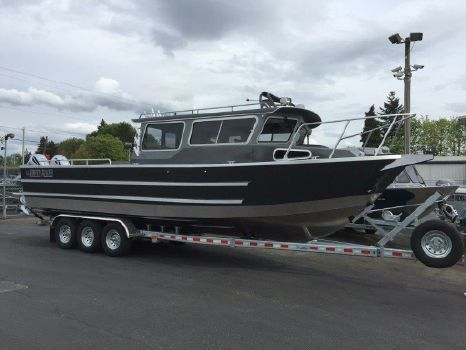 2016 North River 3100SXL