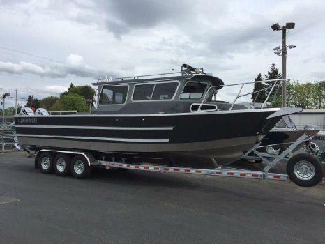 2017 North River 3100SXL