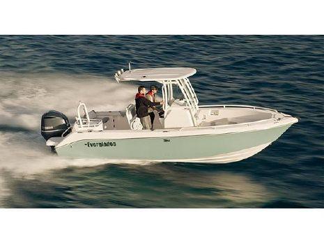 2016 Everglades Boats 230 Cc