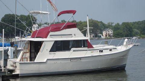 1987 Mainship 34 111 34' Mainship