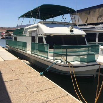 1998 Gibson HOUSE BOAT 4400 SPORT