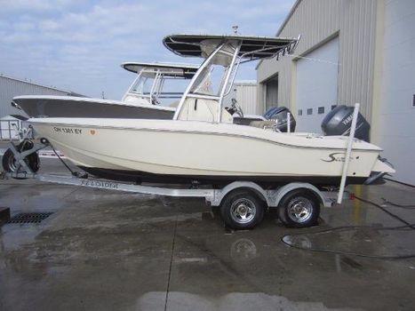 2007 Scout 205 Sportfish