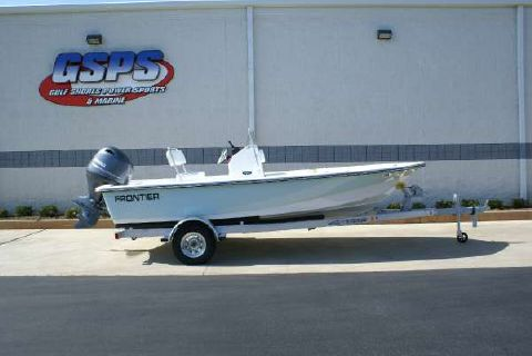 2015 Frontier Boats Frontier 180
