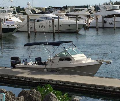 1989 Sea Ox 250 C