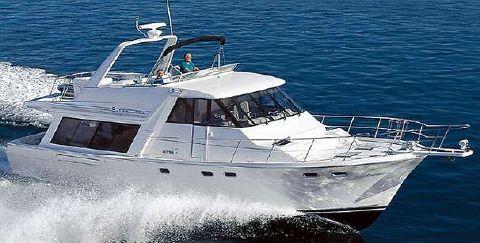 1997 Bayliner 4788 Pilot House Motoryacht Manufacturer Provided Image