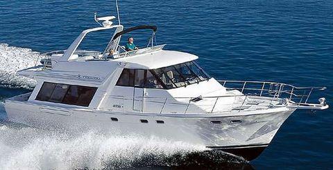 1998 Bayliner 4788 Pilot House Motoryacht Manufacturer Provided Image