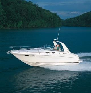 2001 Sea Ray 290 Sundancer Manufacturer Provided Image: 290 Sundancer