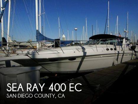 1994 Sea Ray 400 EC