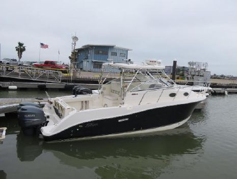2008 SEASWIRL 2901 Striper