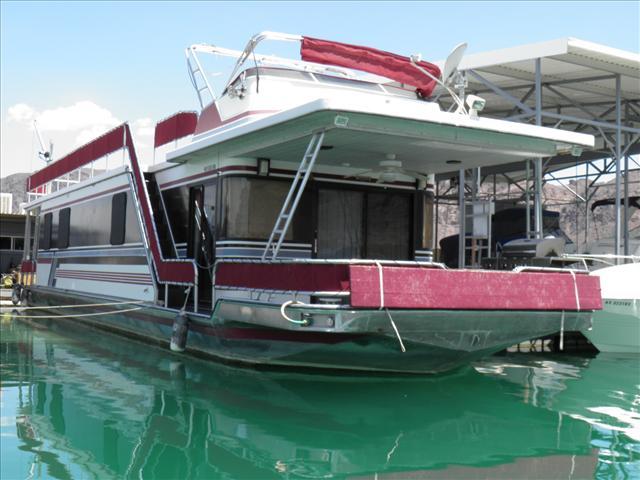 1994 SUMERSET HOUSEBOATS 14x65 House Boat