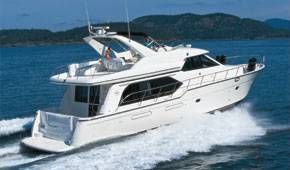 1998 Bayliner 5788 Pilothouse