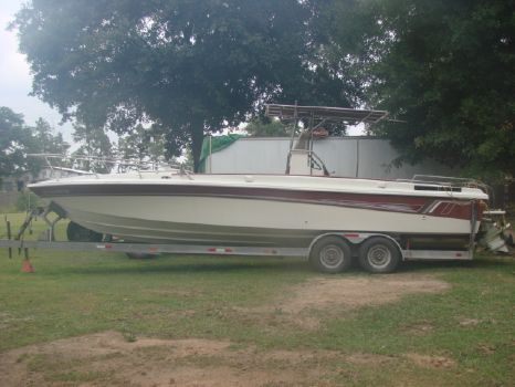 1987 Imperial Boats 32