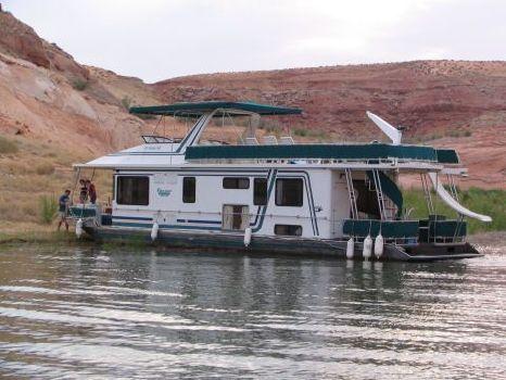 1994 Stardust Multi Owner Houseboat