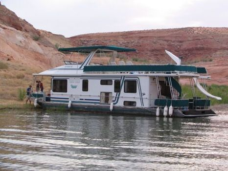 1994 Stardust Cruisers Multi Owner Houseboat