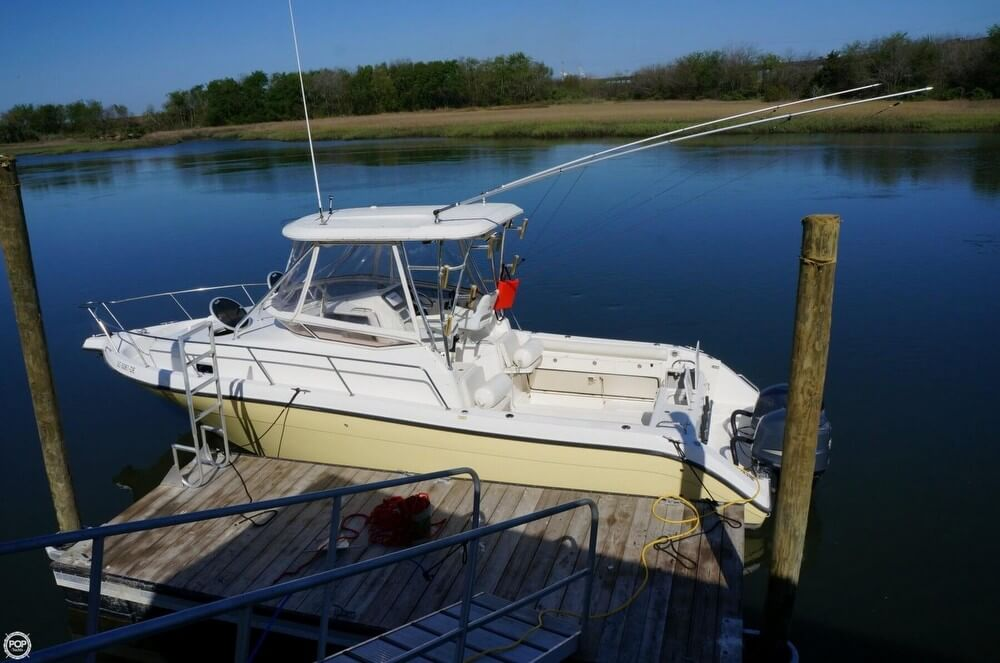 2006 century 3200 32 foot 2006 motor boat in charleston for Used boat motors for sale in sc