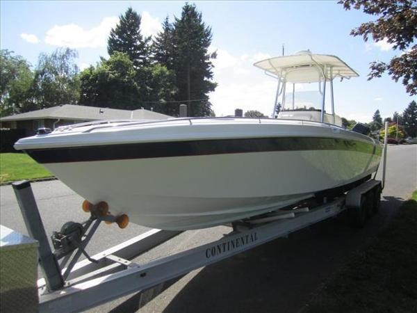 1998 Wellcraft Scarab Sport 302