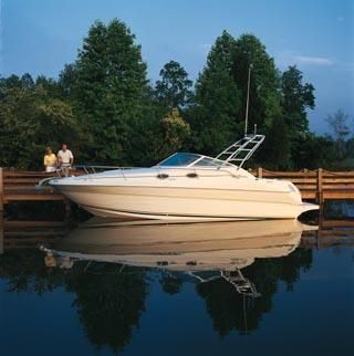 1998 Sea Ray 270 Sundancer Manufacturer Provided Image: 270 Sundancer