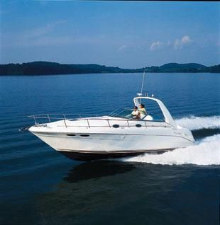 2001 Sea Ray 340 Sundancer Manufacturer Provided Image: 340 Sundancer