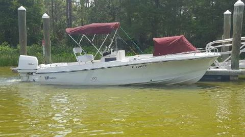 1987 Wellcraft 20 Fisherman CC