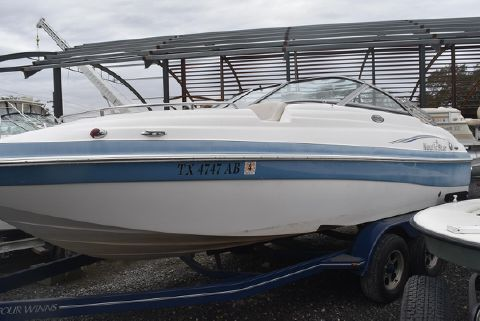 2006 NAUTIC STAR 210 Sport Deck